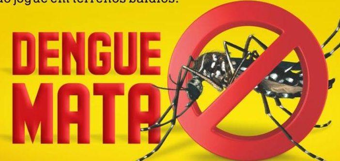Governo informa População para Redobrar cuidados diários para evitar a Dengue