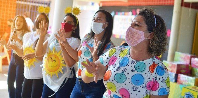 Professores de Tucumã se preparam para volta às aulas presenciais