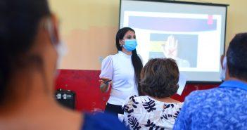 Agosto Lilás: agentes de saúde recebem capacitação
