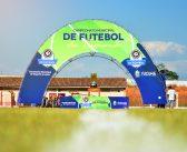 Campeonato Municipal de Futebol de Tucumã está oficialmente aberto